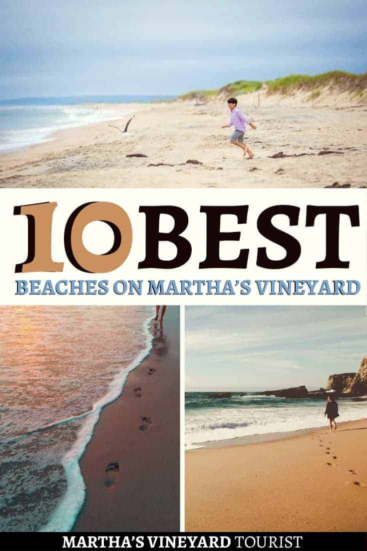 10 best beacheson martha's vineyard