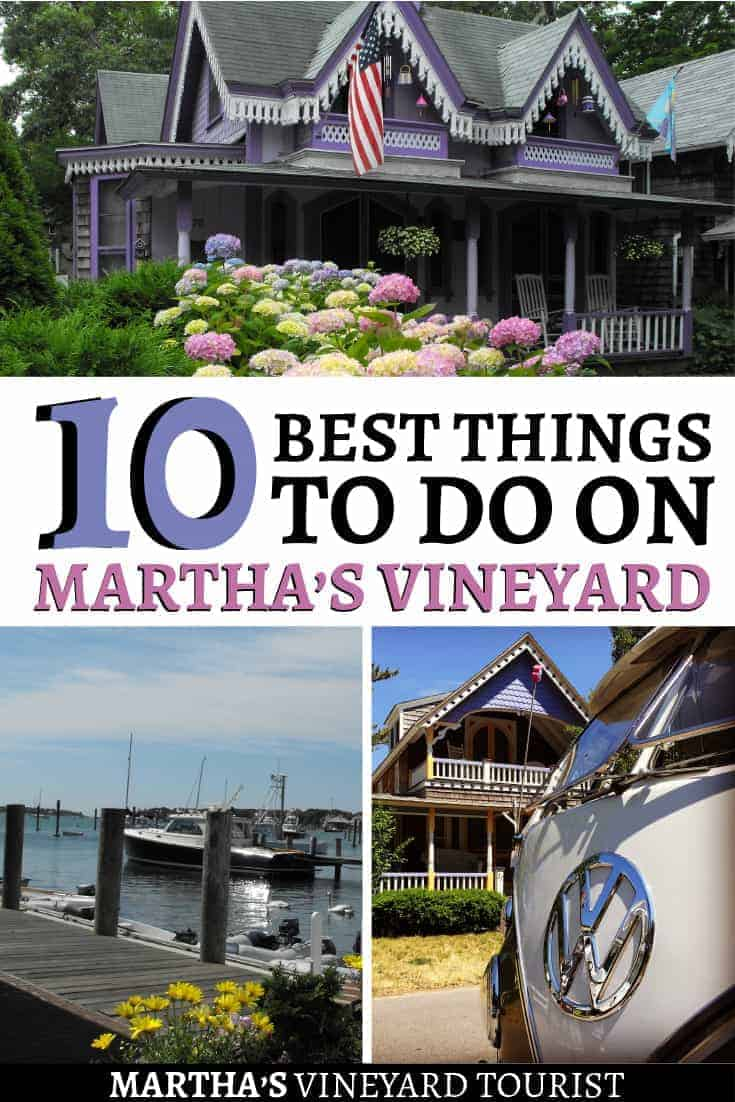 10 best things to do on martha's vineyard