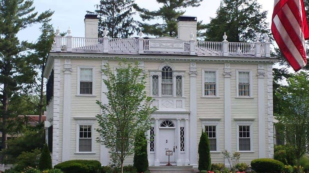 President's House, Williams College, Williamstown, MA