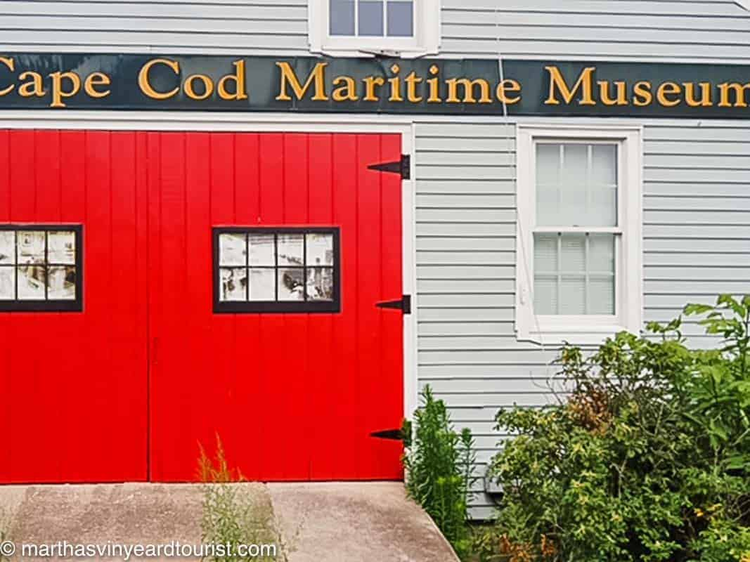 The Cape Cod Maritime Museum in Hyannis
