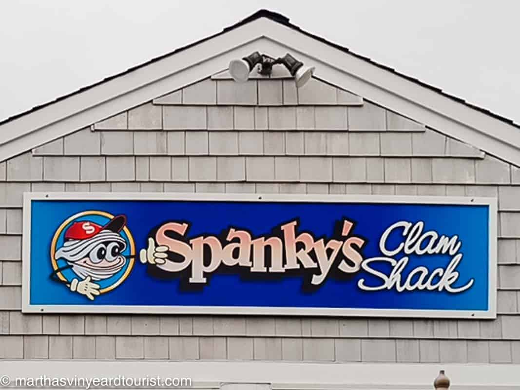 Spanky's Clam Shack in Hyannis